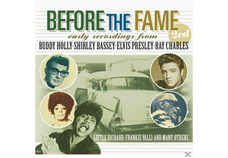 VARIOUS - Before The Fame-Early Recordings - (CD)