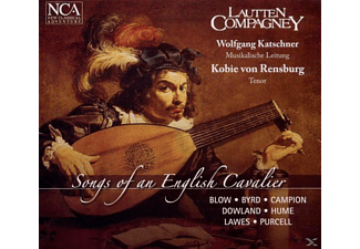 Rensburg/Lautten Compagney/Katschner - Songs Of An English Cavalier - (CD)