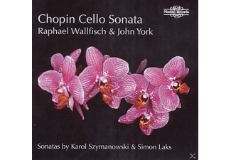 John York - Cello Sonatas - (CD)
