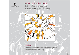 Savadi Ensemble - Fabellae Sacrae-Ancient Tales And Sacre - (CD)
