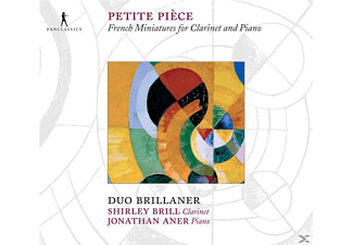 Buo Brillaner - Petite Piece - (CD)