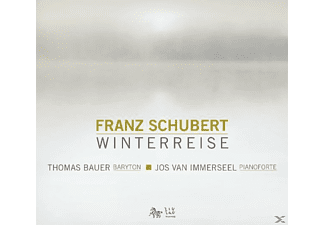 BAUER,THOMAS & VAN IMMERSEEL,JOS - Winterreise - (CD)