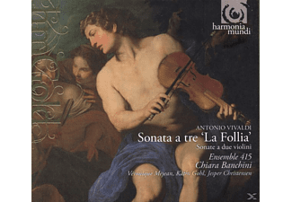 Ensemble 415 - Sonate A Tre 'la Follia' - (CD)