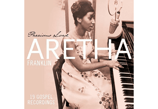 Aretha Franklin - Precious Lord - (CD)