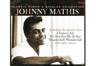 Johnny Mathis - Classic Album & Singles Collection - (CD)