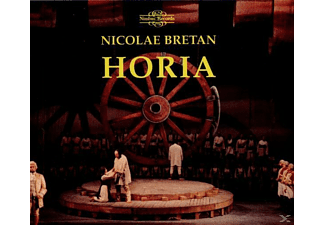 Trailescu, Chorus Of Romanian Opera - Horia-Opera In 7 Scenes - (CD)