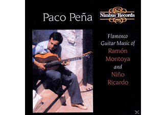 Paco Pena - Flamenco Guitar Music - (CD)