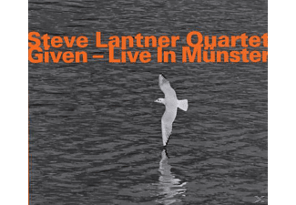 Steve Quartet Lantner - Given-Live In Münster - (CD)