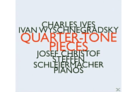 Steffen Schleiermacher - QUARTER-TONE PIECES [CD]