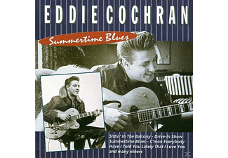 Eddie Cochran - Summertime Blues - (CD)