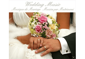 VARIOUS - Wedding Music - (CD)