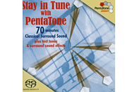 VARIOUS - Stay In Tune With Pentatone [CD]