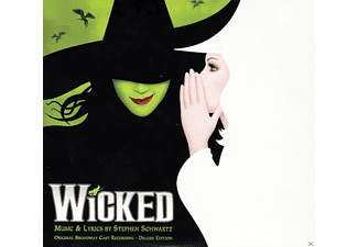 VARIOUS - Wicked (Original Broadway Cast Recording Deluxe Edition) - (CD)
