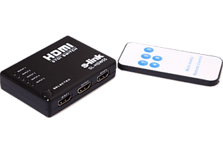 S-LINK SL-HSW55 HDMI 5'li Switch