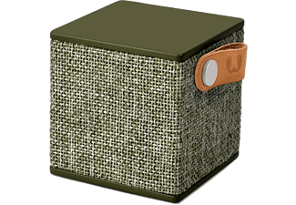 FRESH N REBEL Draagbare luidspreker Rockbox Cube Fabric Army (1RB1000AR)