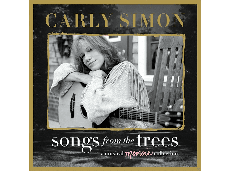Carly Simon - Songs From The Trees (A Musical Memoir Collection) [CD]