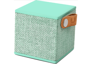 FRESH N REBEL Draagbare luidspreker Rockbox Cube Fabric Peppermint (1RB1000PT)