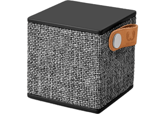 FRESH N REBEL Enceinte portable Rockbox Cube Fabric Concrete (1RB1000CC)