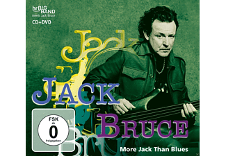Jack Bruce - More Jack Than Blues - (DVD + CD)