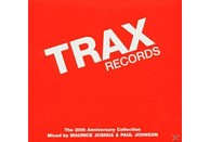 VARIOUS - Trax Records: The 20th Anniver [CD]