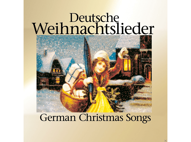 VARIOUS - Deutsche Weihnachtslieder - German Christmas Songs [CD]