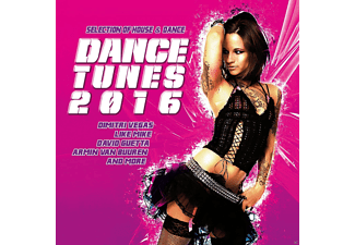 VARIOUS - Dance Tunes 2016 - (CD)