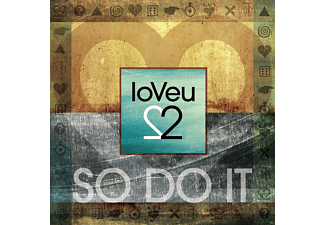 Loveu2 - So Do It - (CD)