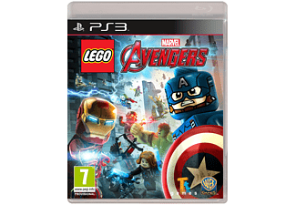LEGO Marvel's Avengers | PlayStation 3