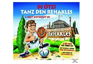DJ Ötzi - Tanz Den Rehakles / Not Without Us - (3 Zoll CD Single (2-Track))