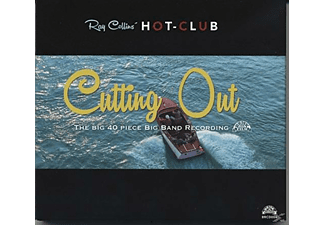 Ray Collins' Hot-club - Cutting Out - (CD)