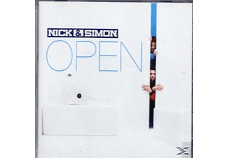 Nick & Simon - Open (Jewelcase Versie) | CD