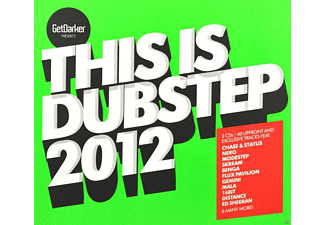 VARIOUS - This Is Dubstep 2012 [CD]