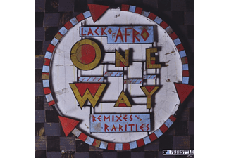 VARIOUS, Lack Of Afro - One Way-Remixes & Rarities - (CD)