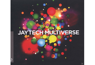 Jaytech - Multiverse - (CD)