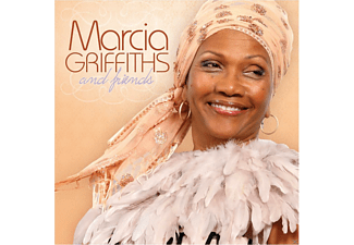 Marcia Griffiths - Marcia And Friends - (CD)