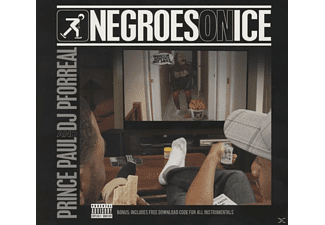 Paul Prince - Negroes On Ice - (CD)