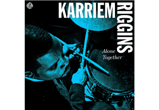 Karriem Riggins - Alone Together [CD]