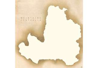 The Mountains - Centralia - (CD)
