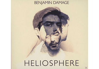 Benjamin Damage - Heliosphere [CD]