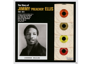 Jimmy Preacher Ellis - The Story Of [CD]