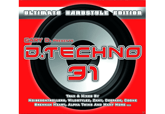 VARIOUS - D.Techno 31 - (CD)