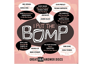 VARIOUS - I Put The Bomp - (CD)