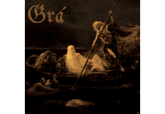 Gra - Necrology Of The Witch (Ep) - (CD)