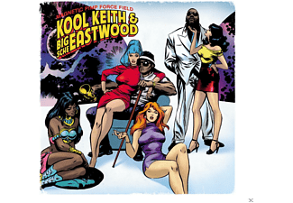 Kool Keith - Magnetic Pimp Force Field - (CD)