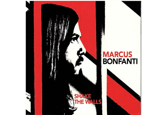 Marcus Bonfanti - Shake The Walls - (CD)