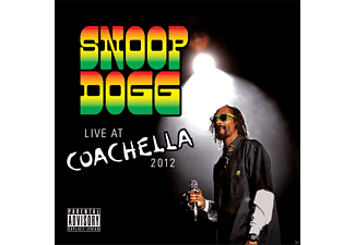 Snoop Dogg - Live At Coachella 2012 - (CD)