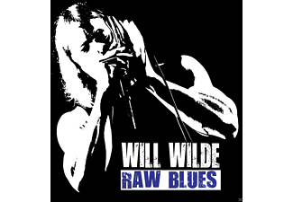 Will Wilde - Raw Blues - (CD)