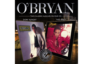 O'bryan - Doin' Alright / You And I (Two Classic Albums On One Cd) [CD]
