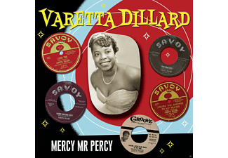 Varetta Dillard - Mercy, Mr Percy - (CD)