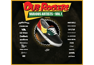 VARIOUS - Dub Rockers Vol.1 - (CD)